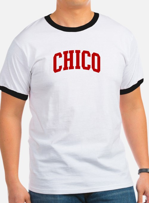 CHICO (red) T