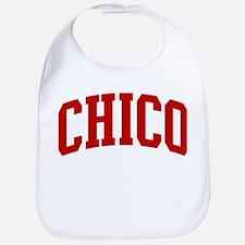 CHICO (red) Bib