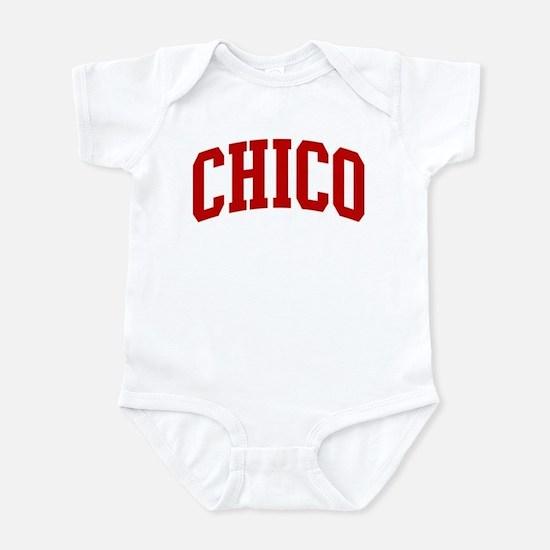 CHICO (red) Infant Bodysuit