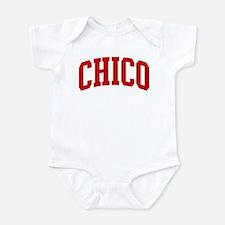 CHICO (red) Onesie