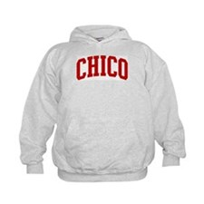 CHICO (red) Hoodie