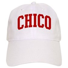 CHICO (red) Baseball Cap