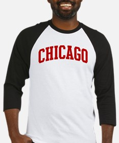 CHICAGO (red) Baseball Jersey