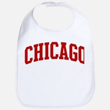 CHICAGO (red) Bib