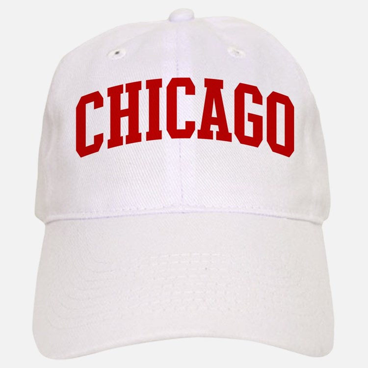 CHICAGO (red) Baseball Baseball Cap