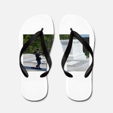 Tomb of Unknown Soldier Flip Flops