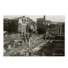 Roman Forum Postcards (Package of 8)