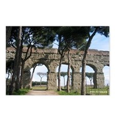 Roman Aqueduct Postcards (Package of 8)