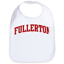 FULLERTON (red) Bib