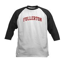 FULLERTON (red) Tee