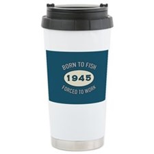 Cute 70 years old Travel Mug