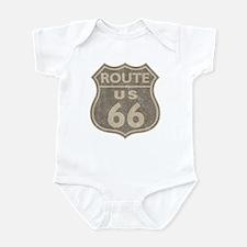 Vintage Route66 Infant Bodysuit