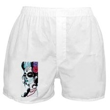 Sugar Skull 020 Boxer Shorts