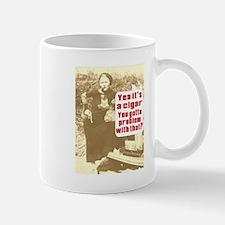 Bonnie Parker Cigar Mug