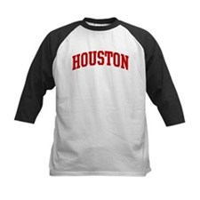 HOUSTON (red) Tee
