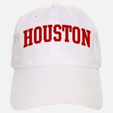 HOUSTON (red) Baseball Baseball Cap