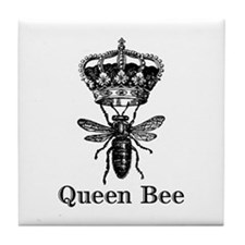 Queen Bee Tile Coaster