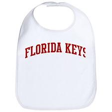 FLORIDA KEYS (red) Bib