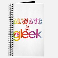 Always a Gleek Journal
