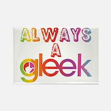 Always a Gleek Rectangle Magnet