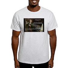 Science Project Shop: Ash Grey T-Shirt
