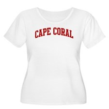 CAPE CORAL (red) T-Shirt