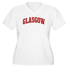 GLASGOW (red) T-Shirt