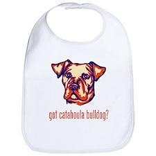 Catahoula Bulldog Bib