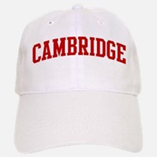 CAMBRIDGE (red) Baseball Baseball Cap