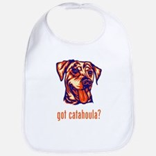 Catahoula Leopard Dog Bib