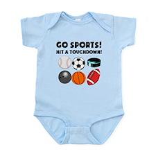 Go Sports! Body Suit