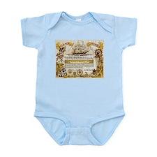 CVA-67 Plankowner Infant Bodysuit