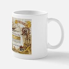 CVA-67 Plankowner Mug
