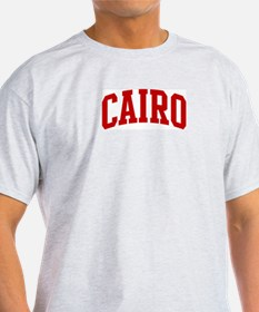 CAIRO (red) T-Shirt