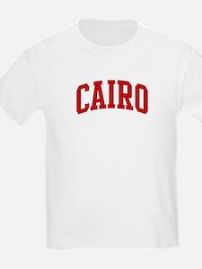 CAIRO (red) T-Shirt