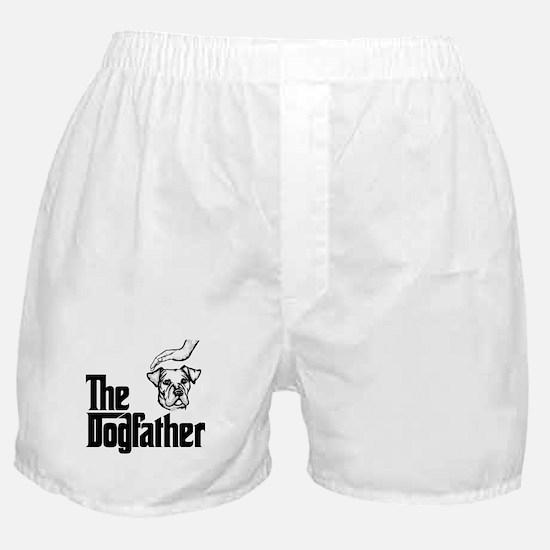 Catahoula Bulldog Boxer Shorts