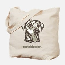 Catahoula Leopard Dog Tote Bag