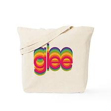 Glee Colorful Logo Tote Bag