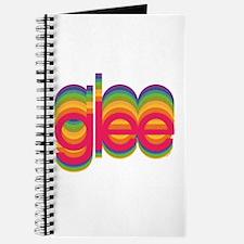 Glee Colorful Logo Journal