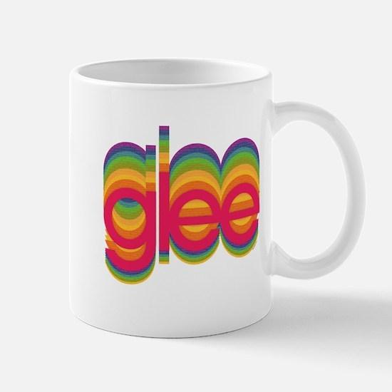 Glee Colorful Logo Mug