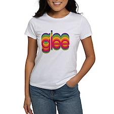 Glee Colorful Logo Tee