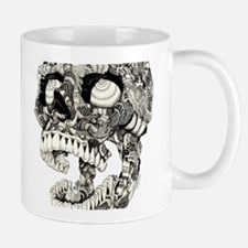 Sugar Skull 078 Mugs