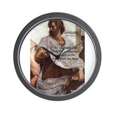 Wise Quotations: Wall Clock