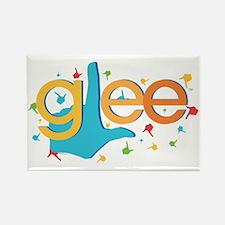 Glee Finger Rectangle Magnet