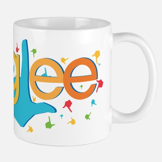 Glee Finger Mug