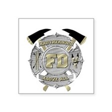 BrotherHood fire service 1 Sticker