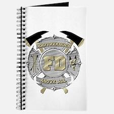 BrotherHood fire service 1 Journal