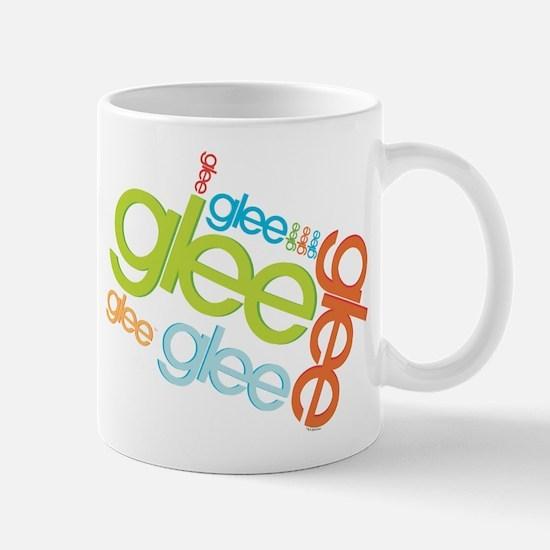 Glee Logos Mug