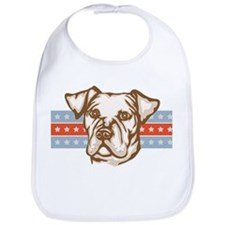 Catahoula Bulldog Bib