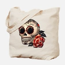 Sugar Skull 034 Tote Bag